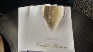 Les Champagnes Louise Brison