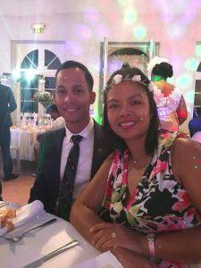 Invite mariage Gaëlla