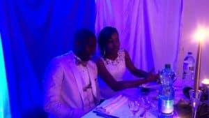 Mariage de Lionel et kénia