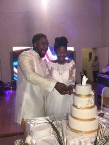 Wedding Cake de GAËLLA & PATRICK