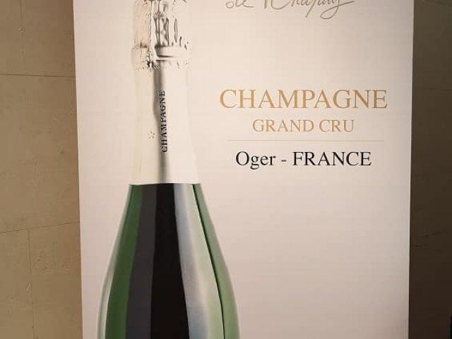 Lancement de Produit Champagne