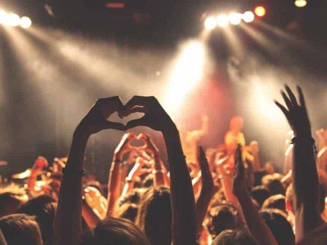 Soirée de Clôture par un concert de rock